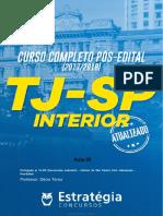 Português TJSPAula 00