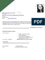 CV Dhayana Paz