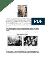 Biografia de John Boyne