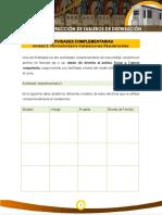 Actividad Complementaria Aprendizaje 3 Construcion de tableros