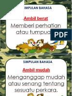 Simpulan Bahasa Combined