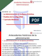 Anteced. Hist. de La Adm. Semana12