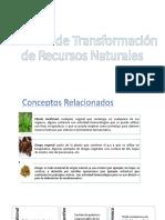 CLASE N01 Técnicas de transformación de recursos naturales.pdf
