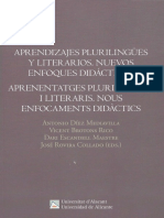 Aprendizajes Plurilingues y Literarios 09