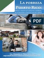 La Pobreza en Puerto Rico