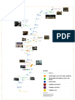 Paris - Ruta 13 Metro