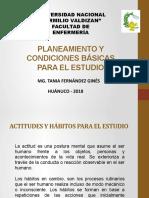 TUTORÍA PLANEAMIENTO Y CONDICIONES BÁSICAS PARA EL ESTUDIO.pptx