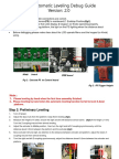 DMY3dp-001 Automatic Leveling Debug Guide V2