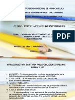 Clases de Inst. de Interiores 2017