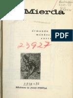Armando Méndez Carrasco - La Mierda.pdf