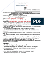 Activity Sheet 13 Seafloor Spreading.doc