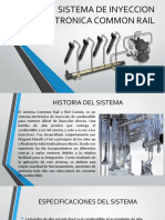Sistema de Inyeccion Electronica Common Rail