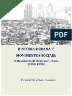 História Urbana e Movimentos Sociais