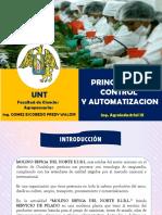 Proceso de Pilado Del Arroz Molino Espiga Del Norte e.i.r.l.