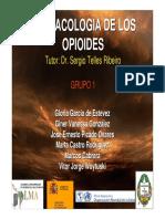 Faramcologia Opioides - Belkis