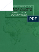 Panbiogeography Tracking the History of Life Oxford Biogeography Series