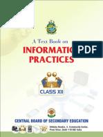 Cbse IP Class 12 book