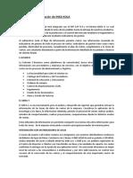 Sistemas de Información de INKA KOLA y Plataforma