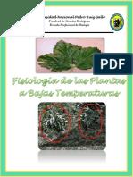 Fisiología de Las Plantas a Bajas Temperaturas 1 (1)