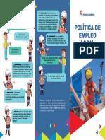 Política de Empleo Local Baja