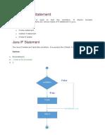 Java if-else Statements