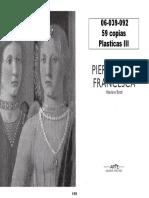 Valeriano Bozal - Piero Della Francesca