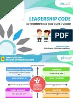 Leadership Code Nm