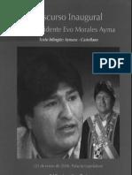 Discurso Evo Morales 2006