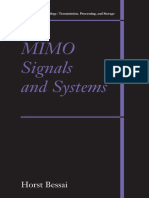 Mimo Signals
