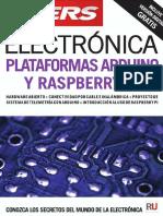 Electrónica Plataformas Arduino y Raspberry Pi - USERS