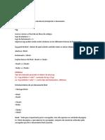 Noções iniciais em Html - apostila