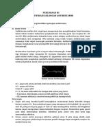 Percobaan 3 Identifikasi Golongan Antihistamin