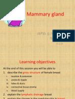 4) Mammary Gland 220413 Upnm2