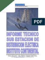 Informe Tecnico s.e.d. Instituto Continental (1)