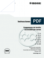 Manual de Operacion Compresor c 15