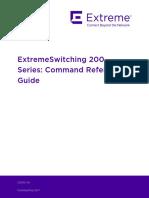 200 Series CLI Guide