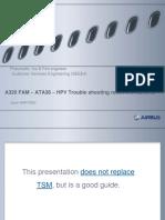 WISE SA HPV Trouble Shooting ATA 36