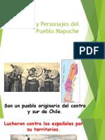 Historia y Personajes Del Pueblo Mapuche