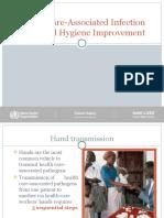 Slides for Hand Hygiene Coordinator
