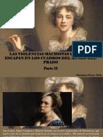 Mariana Flores Melo - Las Violencias Machistas Que Se Te Escapan en Los Cuadros Del Museo Del Prado, Parte II