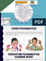 Diapositiva de Perspectiva Psicoanalitica