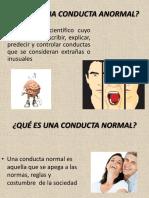 3 Marcos Psicologicos Conceptuales de La Conducta Anormal