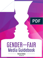 Gender-Fair Media Guidebook Revised Edition Final