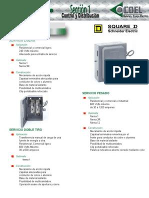 Square D AW18 interruptor de límite de precisión