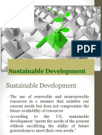 Sustainability - PPT -Kjp