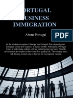 Portugal Business Immigration Consultants | Goods On Demand International