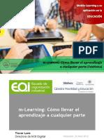 M-learning_Cómo Llevar El Aprendizaje a Cualquier Parte