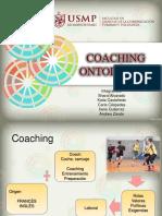 Coaching Ontologico