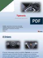 Informe Tiptronic Power