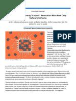 AMD Chiplet Revolution IEEE Spectrum